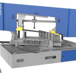 Станок ленточнопильный полуавтоматический CSM 400/800 DM Mactech