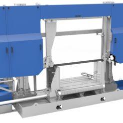 Станок ленточнопильный полуавтоматический CSM 1200/1300 Mactech