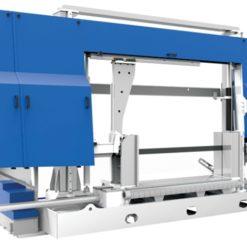 Станок ленточнопильный полуавтоматический CSM 1200/2000 Mactech