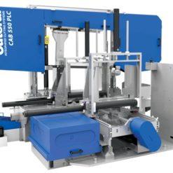 Станок ленточнопильный автоматический CAB 550 PLC Mactech