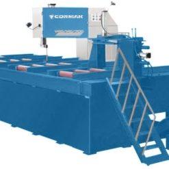 Вертикальный ленточнопильный станок Mactech V-40/140/700